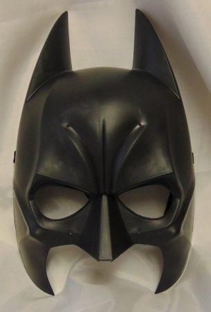 Batman műanyag álarc (felnőtt méret)