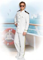 Kapitány jelmez (58-60 méret)-83780B