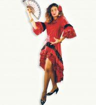 spanyol női farsangi jelmez (36 méret)-24061