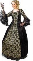 barokk női jelmez (42 méret)-24704