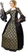 Barokk női jelmez -24704
