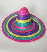 színes sombrero - (E-94207)
