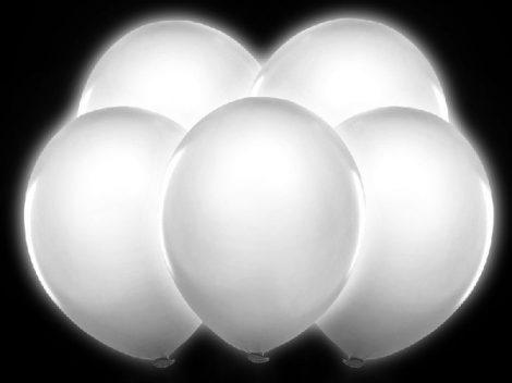 ledes lufi fehér (5 db)