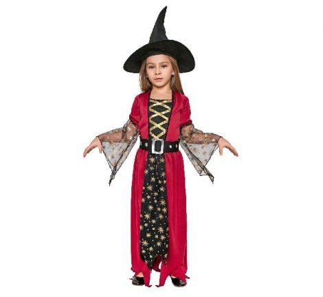 halloween boszi jelmez,120-130 méret (STGCZ-LU120)