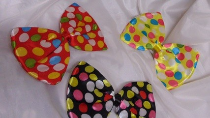 Bohóc nyakkendő (3 színben)