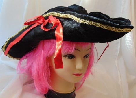 Női kalóz kalap (54-38)