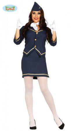 stewardess jelmez (38-40 méret)-84577