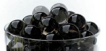 aquagyöngy, hydrogyöngy, zselégyöngy fekete