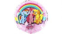 My Little Pony fólia lufi (45 cm)