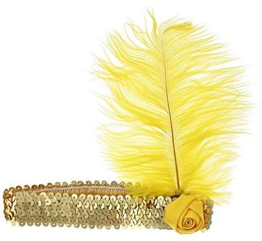 charleston fejdísz arany (ORZLO-YH)