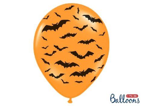 halloween lufi denevéres (10 db)