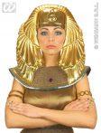egyiptomi, Kleopátra fejdísz (műanyag)-60896