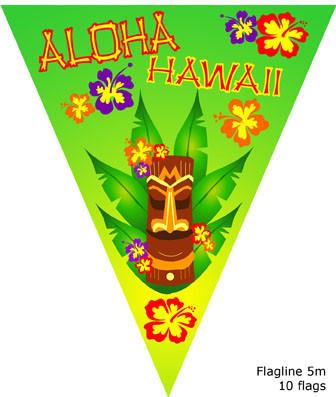 Hawaii zászlófüzér (5 m)-E-84301