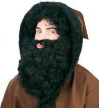 Fekete szakáll bajusszal-36078