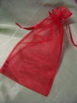 organza tasak 17*23 cm, piros-215745 (3 db)