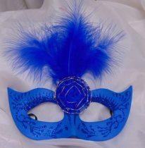 tollas polifoam álarc, kék (PG420)
