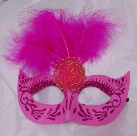 tollas polifoam álarc, pink (PG420)