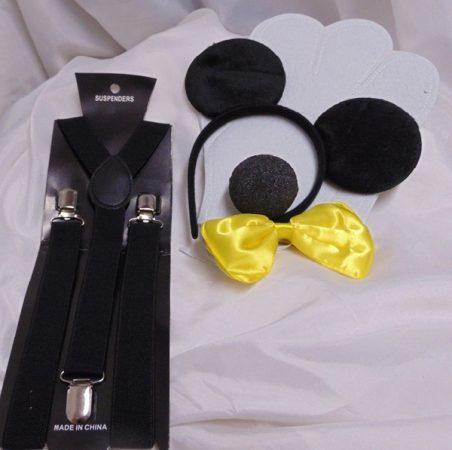 Mickey egér szett (5 részes)
