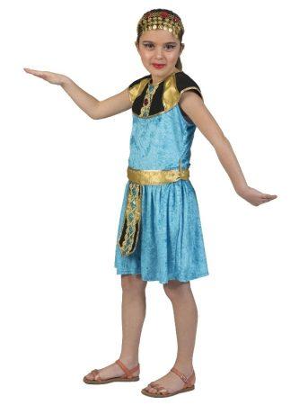 Egyiptomi Kleopátra gyerek farsangi jelmez (164 méret ) - 401158
