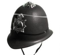 angol rendőr, Bobby kalap