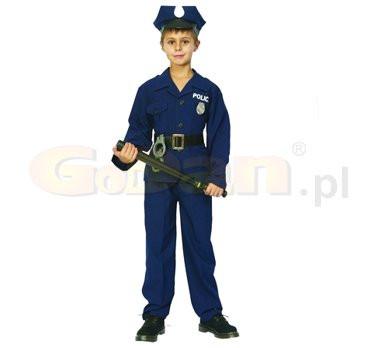 rendőr gyerek farsangi jelmez (130-140 méret)-SL-PU12