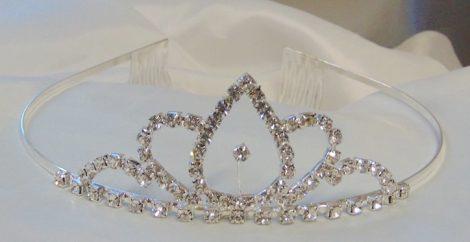 tiara hajpántos