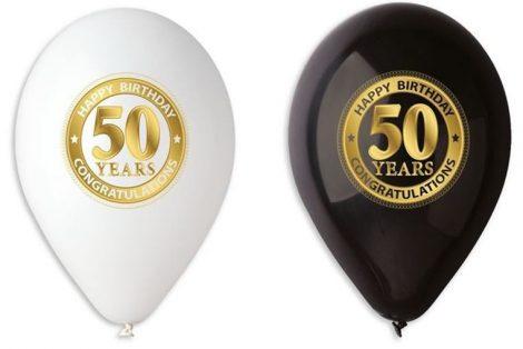 Happy Birthday lufi 50. születésnapra (10 db)