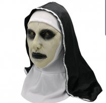 Apáca horror álarc (the nun)