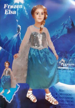 Jégvarázs / Elsa farsangi jelmez