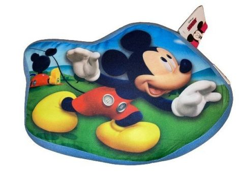 Mickey egér plüss formapárna