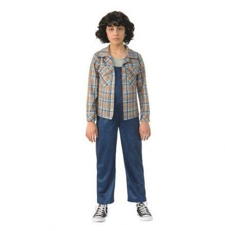 Stranger Things Eleven lány farsangi jelmez