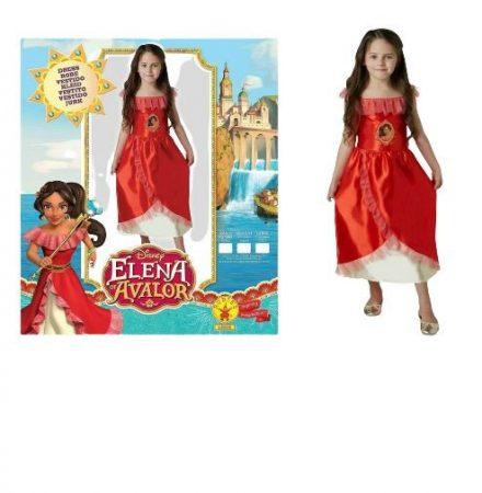 Rubies Elena, Avalor hercegnője farsangi jelmez
