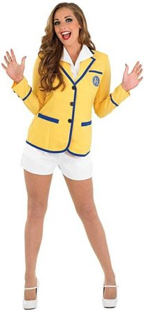 Fun Shack női idegenvezető hostess farsangi jelmez