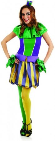 Fun Shack karneváli udvaribolond farsangi jelmez