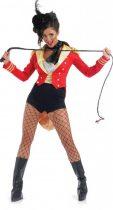 Fun Shack cirkuszi női porondmester farsangi jelmez