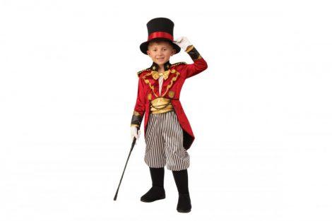 Cirkusz porondmester farsangi jelmez