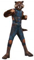Rubies Galaxys Őrzői Rocket Raccoon farsangi jelmez
