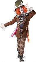 Rubies Mad Hatter (őrült kalapos) Alice csodaországban felnőtt farsangi jelmez