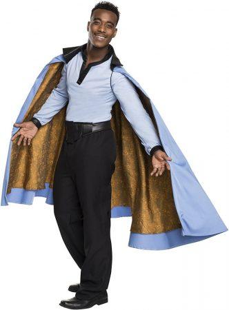 Rubies Star Wars Lando Calrissian farsangi jelmez /Csillagok háborúja/