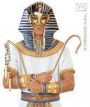 Egyiptomi fejdíszek (fáraó,Kleopátra)