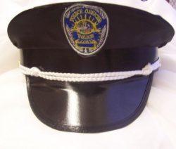 Tányérsapkák (rendőr,kapitány,pilóta)