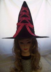 Boszorkány kalapok.