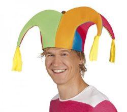 Bohóc kalapok,sapkák(udvari bolond)